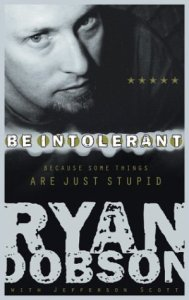 Be Intolerant Book_