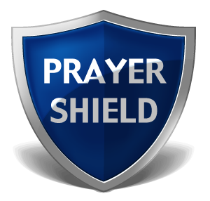 Prayer shield ChristArt