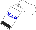 ticket VIP